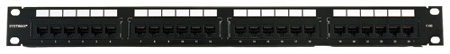 PANEL UTP SYSTIMAX 24 RJ45 1100GS3 CAT-6