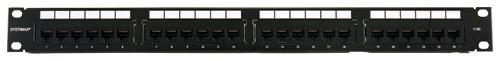 PANEL UTP SYSTIMAX 24 RJ45 1100GS3 CAT-6