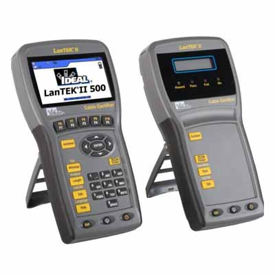 Certificador Lantec Iv-500 Cat-6a