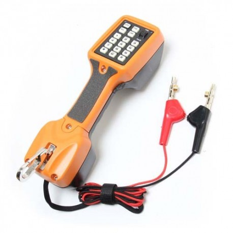 Microtelefono Pruebas C/teclado Spiker
